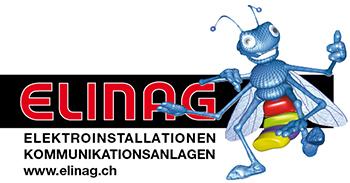 Logo ELINAG Elektroinstallationen