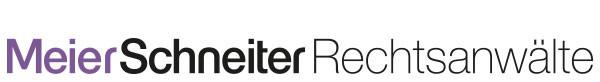 Logo MeierSchneiter Rechtsanwälte